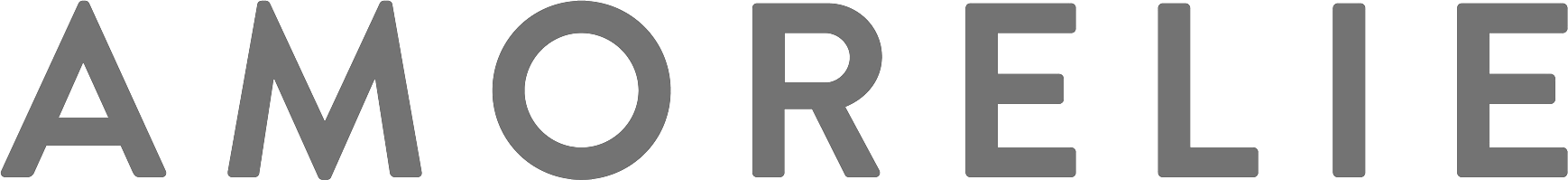 Amorelie logo grey 6b705c